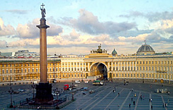 ProBa is located in very centre of St Petersburg