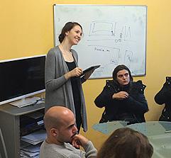 Russiske lektioner på ProBa - skolen